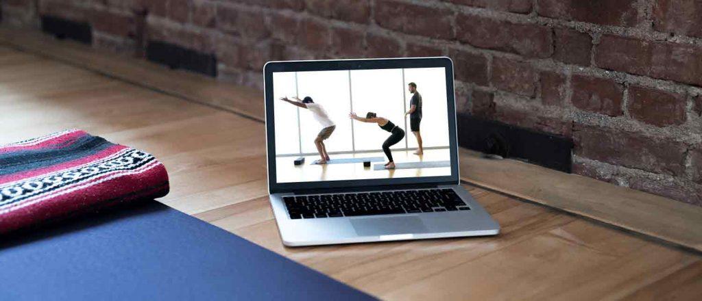 آموزش آنلاین یوگا